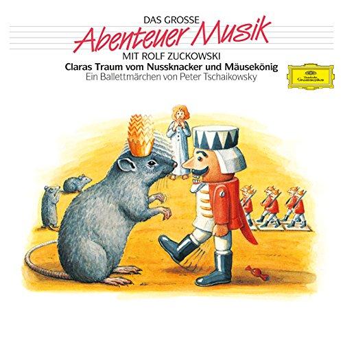Claras Traum vom Nussknacker und Mäusekönig - Das große Abenteuer Musik - Folge 4