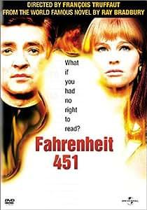 Fahrenheit 451 [DVD] [1966] [Region 1] [US Import] [NTSC]