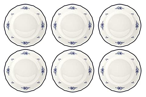 National Trust Country Kitchen Side Plates Set of 6 Traditional