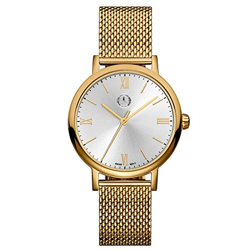 Mercedes-Benz ' Original Classic Lady Roman Gold/Silver Stainless Steel Women's watch