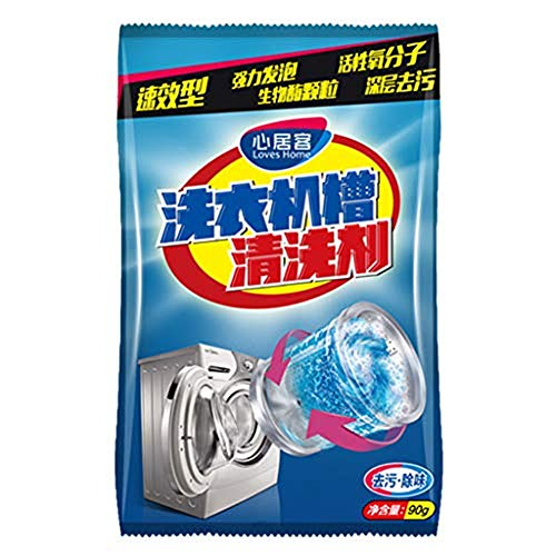 Syeytx Küche 1 stücke Waschmaschine Reiniger Entkalker Tiefenreinigung Entferner Deodorant Langlebig