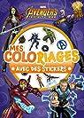 MARVEL - Infinity War - MES COLORIAGES AVEC STICKERS par Marvel