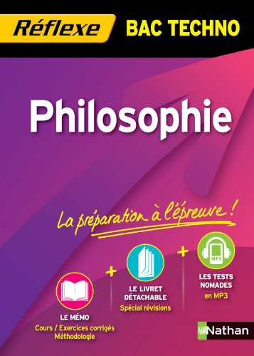 Philosophie Bac Techno