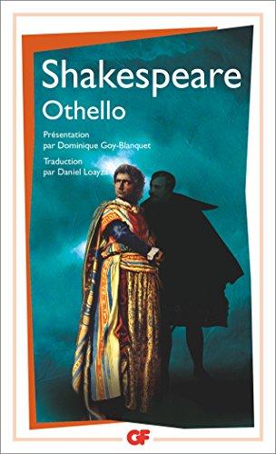 Othello (GF t. 1563) par William Shakespeare