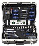 Projahn 8682 proficraft Werkzeugkoffer-Set kompakt