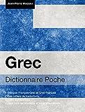 Dictionnaire Poche Grec