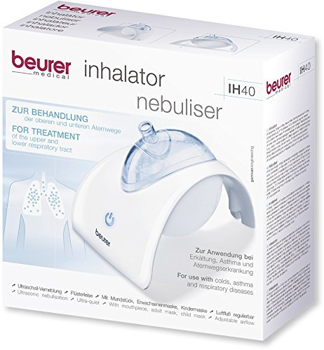 Beurer IH 40 Inalatore a Ultrasuoni