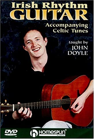 Irish Rhythm Guitar: Accompanying Celtic Tunes [DVD]