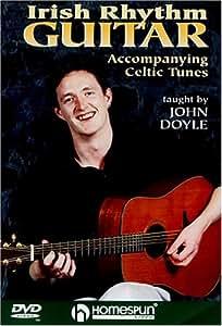 Irish Rhythm Guitar: Accompanying Celtic Tunes [Import USA Zone 1]