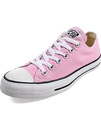 3b592010de94 Converse Men s Chuck Taylor All Star Ox Basketball Shoe ICY Pink 10 B(M)