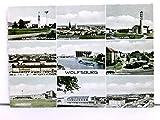 Mehrbild-AK Wolfsburg; 9 versch. Ansichten; ungelaufen