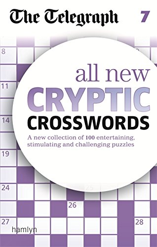 The Telegraph: All New Cryptic Crosswords 7 (The Telegraph Puzzle Books) por THE TELEGRAPH MEDIA GROUP