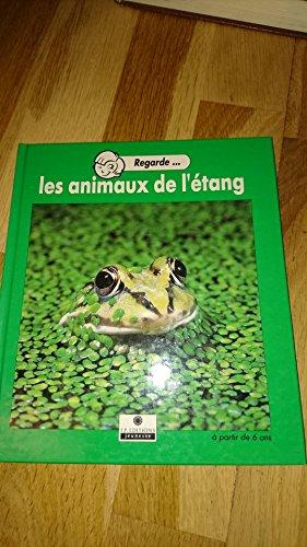 Les animaux de l'étang