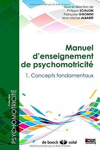 Manuel d'enseignement de psychomotricit
