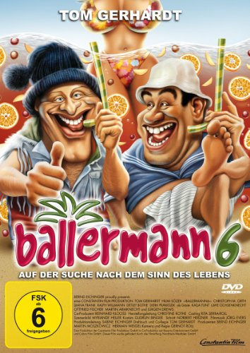 Coverbild: Ballermann 6