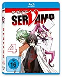 Servamp - Vol. 4 [Blu-ray]