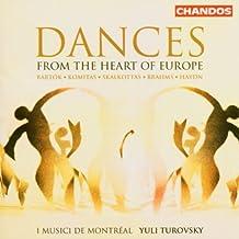 Tänze aus Europa