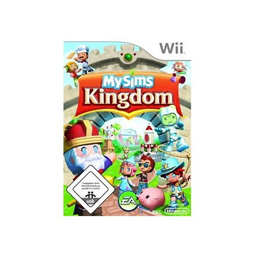 Electronic Arts MySims: Kingdom