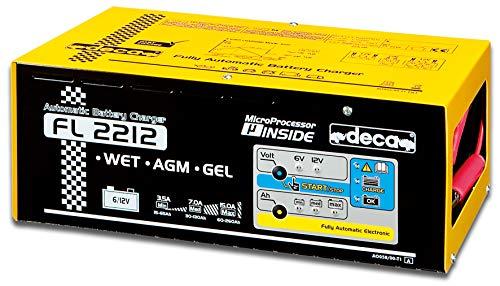 Deca 319700 Caricabatteria Automatico a Corrente Costante Fl 2212