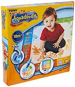 Aquadoodle Classic Colour  Mess Free Drawing Fun for Children ages 18 months+