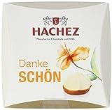 Hachez Kleine Aufmerksamkeit Danke Schön, 4er Pack (4 x 40 g)