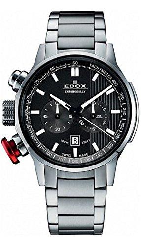 Edox Men's Chrono Rally Chronograph Watch 103023M Gin