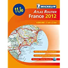 Atlas routier France 2012 Broch A4