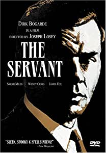Servant (1963) [DVD] [US Import] [NTSC]
