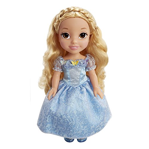 Disney Princess - Cinderella Toddler-Puppe (Größe 38cm) [UK (Princess Disney Toddler)