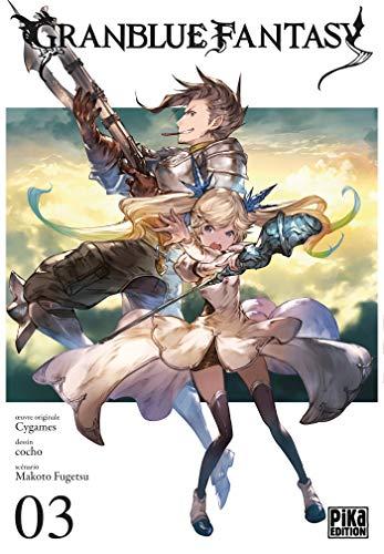 Granblue Fantasy Edition simple Tome 3
