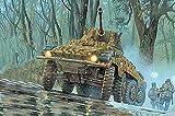 Roden 705 Modellbausatz Schwerer Panzerspähwagen Sd.Kfz. 234