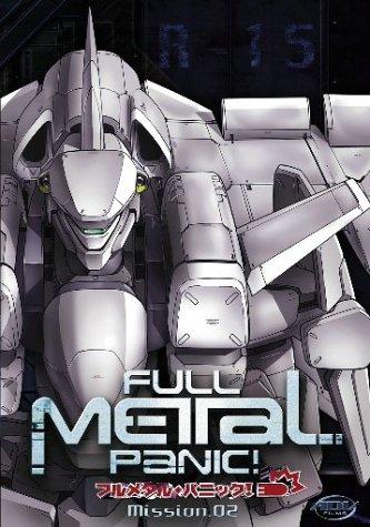 Full Metal Panic! Vol. 2