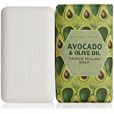 Crabtree & Evelyn Heritage Avocado  and  Olive Oil Triple Milled Soap 158 g
