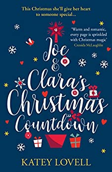 Joe and Clara's Christmas Countdown by [Lovell, Katey]