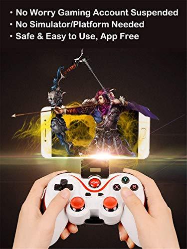 Zoom IMG-1 qka gamepad mobile trigger dei