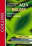 Collins Student Support Materials – AQA (B) Biology: Environment