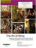 ART OF SONG GRADES 45