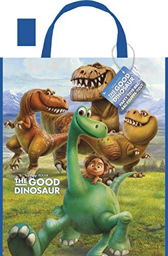 Groß Gute Dinosaurier Party Tasche, 33cm x 28cm