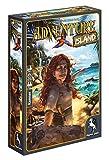 Pegasus Spiele 51843G - Adventure Island (deutsche Ausgabe)
