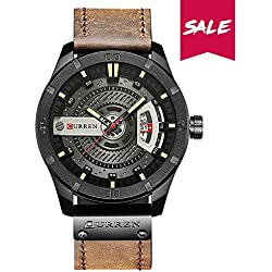 Curren Montre homme Quartz