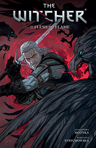 The Witcher Volume 4: Of Flesh and Flame (English Edition)