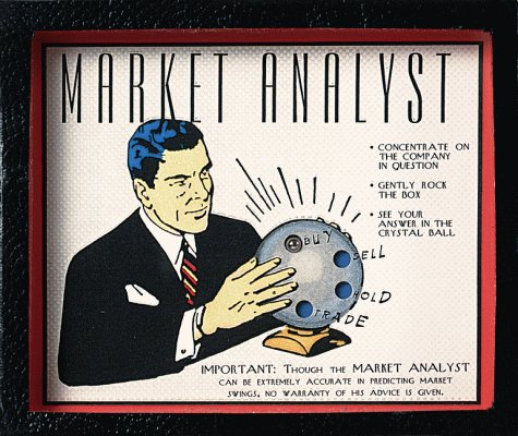 Market Analyst Game Box