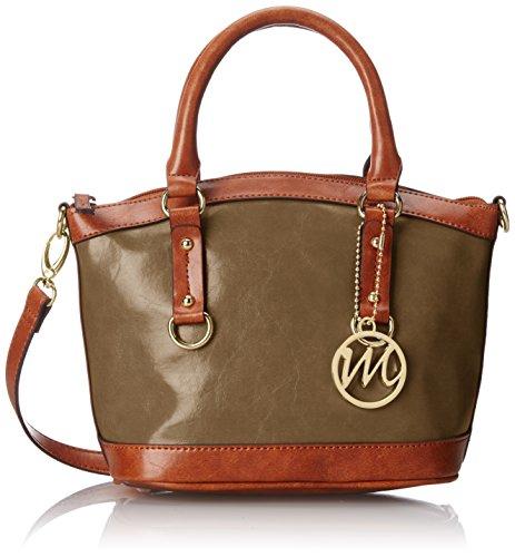 emilie-m-kiley-small-satchel-damen-grun-schultertaschen