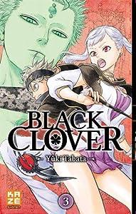 """Afficher """"Black Clover n° 3 Rassemblement à la cité royale"""""""