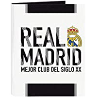 Real Madrid 511854067 2018/19 Carpeta A4, 33 cm, Blanco