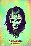 Generic Selbstmord Sqaud Film Foto Poster Film Kunst Enchantress Cara Delevingne 007 (A5-A4-A3) - A3