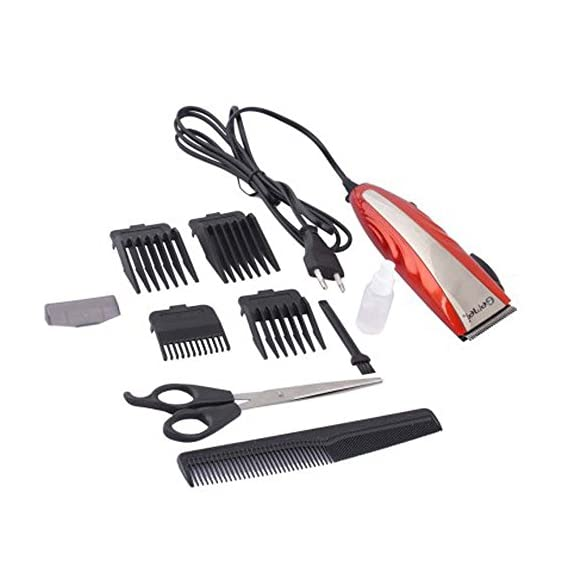 Gemei 1011 Professional Hair Clipper for Men (Multicolor)