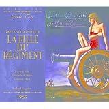 OPD 7007 Donizetti-La Fille du Regiment: Italian-English Libretto (Opera d'Oro Grand Tier) (French Edition)