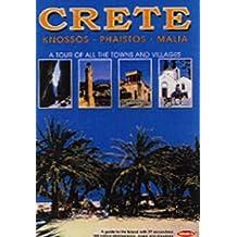 Crete: Knossos-Phaistos-Malia (Greek Guides)