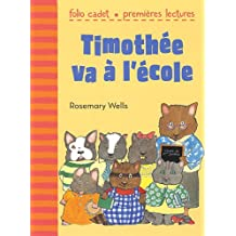 Timothée va à l'école